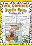 "VOLCANOES - ""Doodle Notes"""