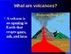 VOLCANOES PPT (4-5 90 minute days of Earth Science 9th Grade Lesson )