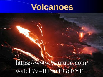 VOLCANOES PPT (4-5 90 minute days of Earth Science 9th Gra