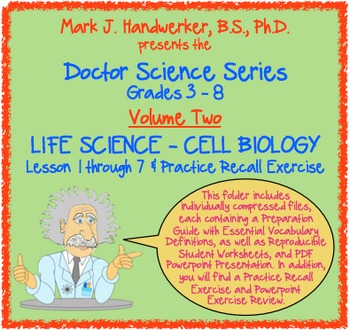 VOLUME 2 - LIFE SCIENCE: CELL BIOLOGY