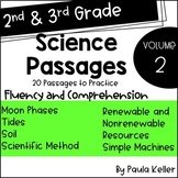 VOLUME 2:  Science Passages for Fluency and Comprehension