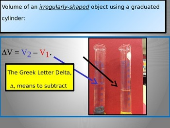 VOLUME CALCULATIONS, A PRE-LAB to DENSITY