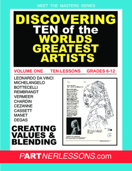 VOLUME ONE-MEET THE MASTERS SERIES-10 GREAT ARTISTS