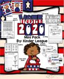 VOTE 2020- Election Mini-Pack by Kinder League