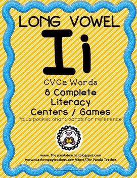 Long Ii Literacy Centers