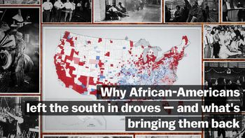VOX: Why African-Americans Left the South in Droves... Video Questions & Key