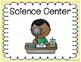 VPK Classroom Learning Center Signs(Chevron)