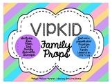 VIPKID Family Props