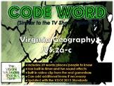 VS.2 - Virginia Geography Codeword Game (Similar to Password)