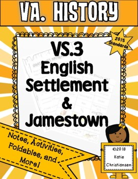 VS.3 Bundle - Colonization of Jamestown
