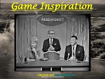 VS.3 - Jamestown Codeword Game (Similar to Password)