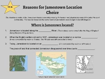 VS.3 Jamestown Digital Notebook