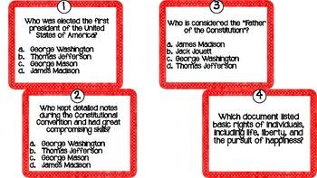 VS.6 A & B Task Cards