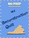 VS.8 Reconstruction Question Set