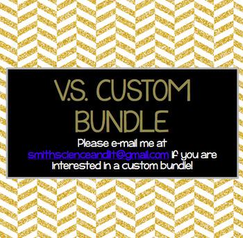 VS Custom Bundle
