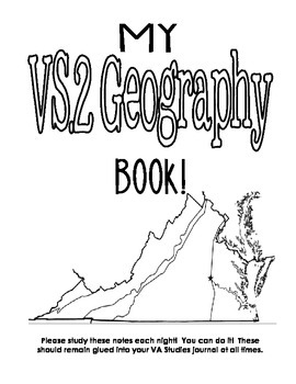 VS.2 Geography Notes