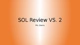 VS2 SOL Review Virginia