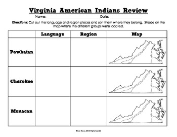 VS.2 - Virginia's American Indians Review
