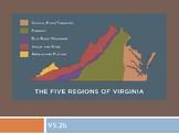 Virginia Studies VS.2b Geographic Regions of Virginia Powerpoint