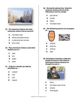 VS.2d-f: Virginia American Indians Quiz
