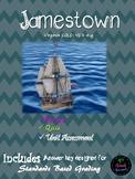 VS3 Jamestown Standards Referenced Grading Assessment