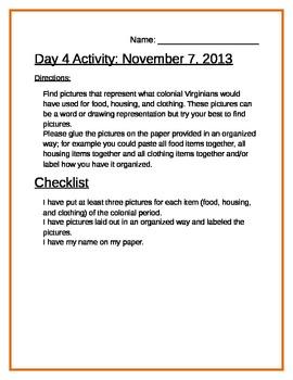 VS.4 Activity Book