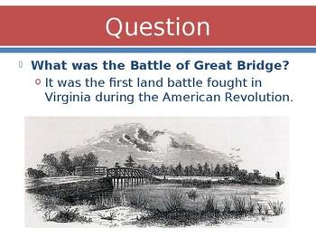 Virginia Studies VS.5C The American Victory at Yorktown Powerpoint