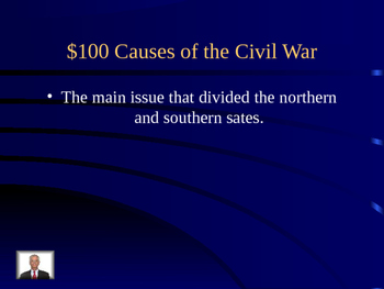 VS7 Civil War in Virginia Jeopardy Game