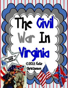 VS.7 Civil War in Virginia