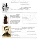 VS.7a Part II: Nat Turner, Harriet Tubman, John Brown - Civil War Causes