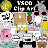 VSCO Clip Art