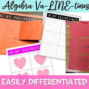 Va-LINE-tine's Day Graphing Activity