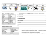 Vacaciones INTERVIEW activity with preterite tense (past)