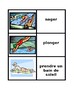 Vacances (Vacation in French) Concentration games