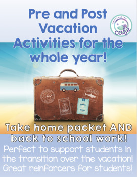 Vacation Activities for the Whole Year!
