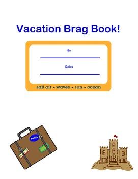 Vacation Brag Book