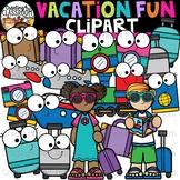 Vacation Fun Clipart {Summer Clipart}