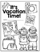 Vacation Journal: A trip package for students in Gr 2-5