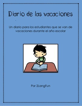 Vacation Journal Spanish