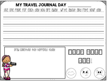 Vacation Journal-Summer Enrichment