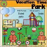 Vacation Park ClipArt