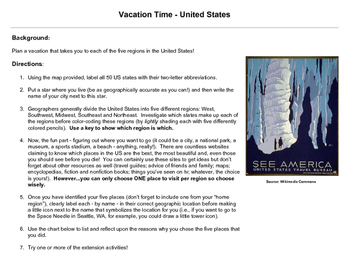 Vacation Time - United States