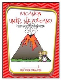 Vacation Under the Volcano (#13Magic Tree House Series) Book Response Questions