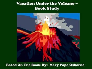 Vacation Under the Volcano - Book Study