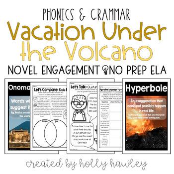 Vacation Under the Volcano NO PREP (ELA)