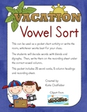 Vacation Vowel Sort