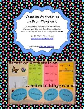 Vacation Workstation...a Brain Playground