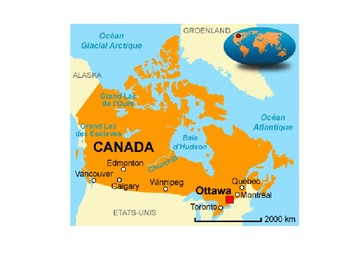 Vacations / Vacances / Montreal / Canada / Francophone countries