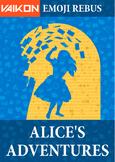 Vaikon Emoji: Alice's Adventures