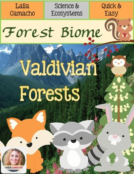Forest Valdivian Forests